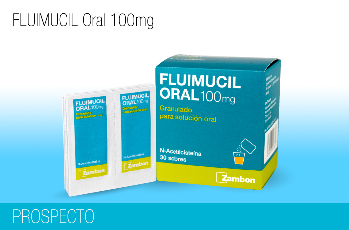 Fluimucil Oral 100 mg