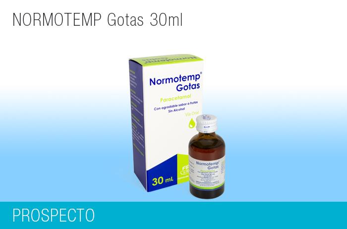 Normotemp Gotas 30ml