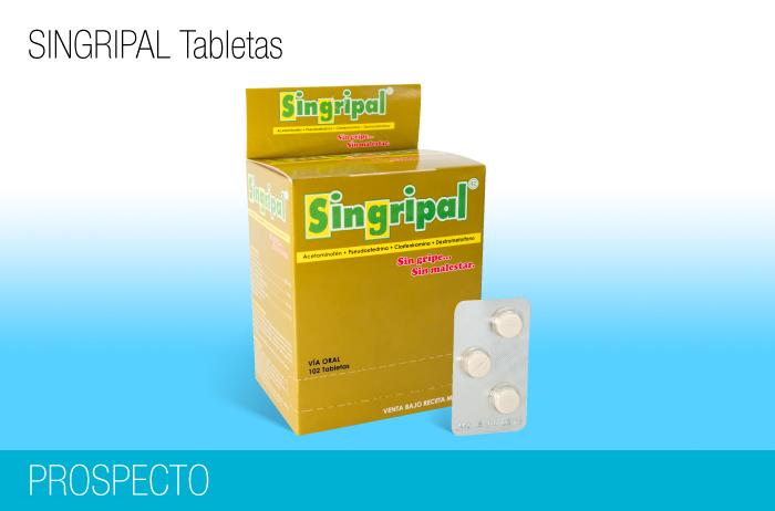 Singripal Tabletas