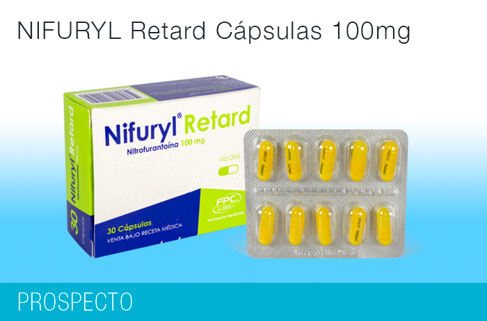 Nifuryl Retard 100 mg
