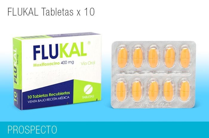Flukal Tabletas