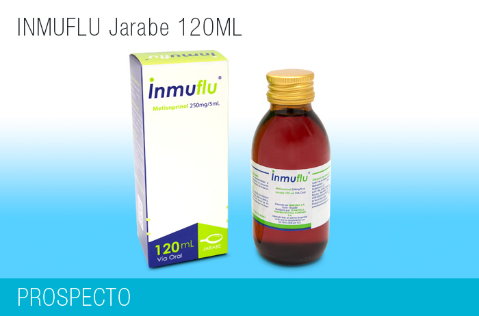 Inmuflu Jarabe 120 ml