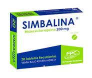 Simbalina Tabletas 200 mg