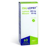 Ital-Loprit Tabletas Recubiertas