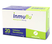 Inmuflu Tabletas 500 mg