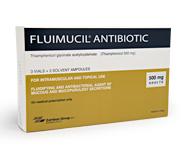 Fluimucil Antibiotic 500 mg