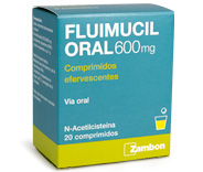 Fluimucil Efervescente 600 mg